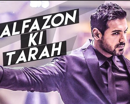 Alfazon Ki Tarah Lyrics – Rocky Handsome