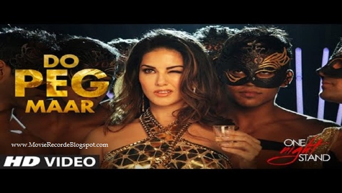 Do Peg Maar Lyrics & HD Video – Neha Kakkar Feat. Sunny Leone