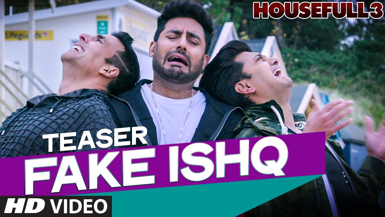 Fake Ishq Lyrics & HD Video – Housefull 3