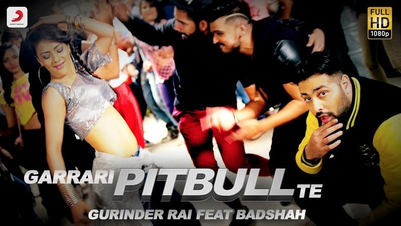 Garrari Pitbull Te Lyrics & HD Video – Gurinder Rai ft. Badshah