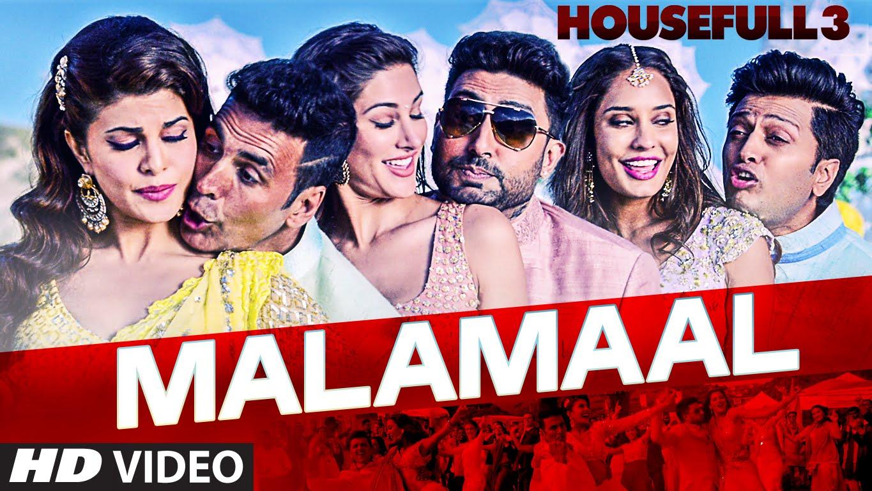 Malamaal Lyrics & HD Video – Mika Singh, Miss Pooja