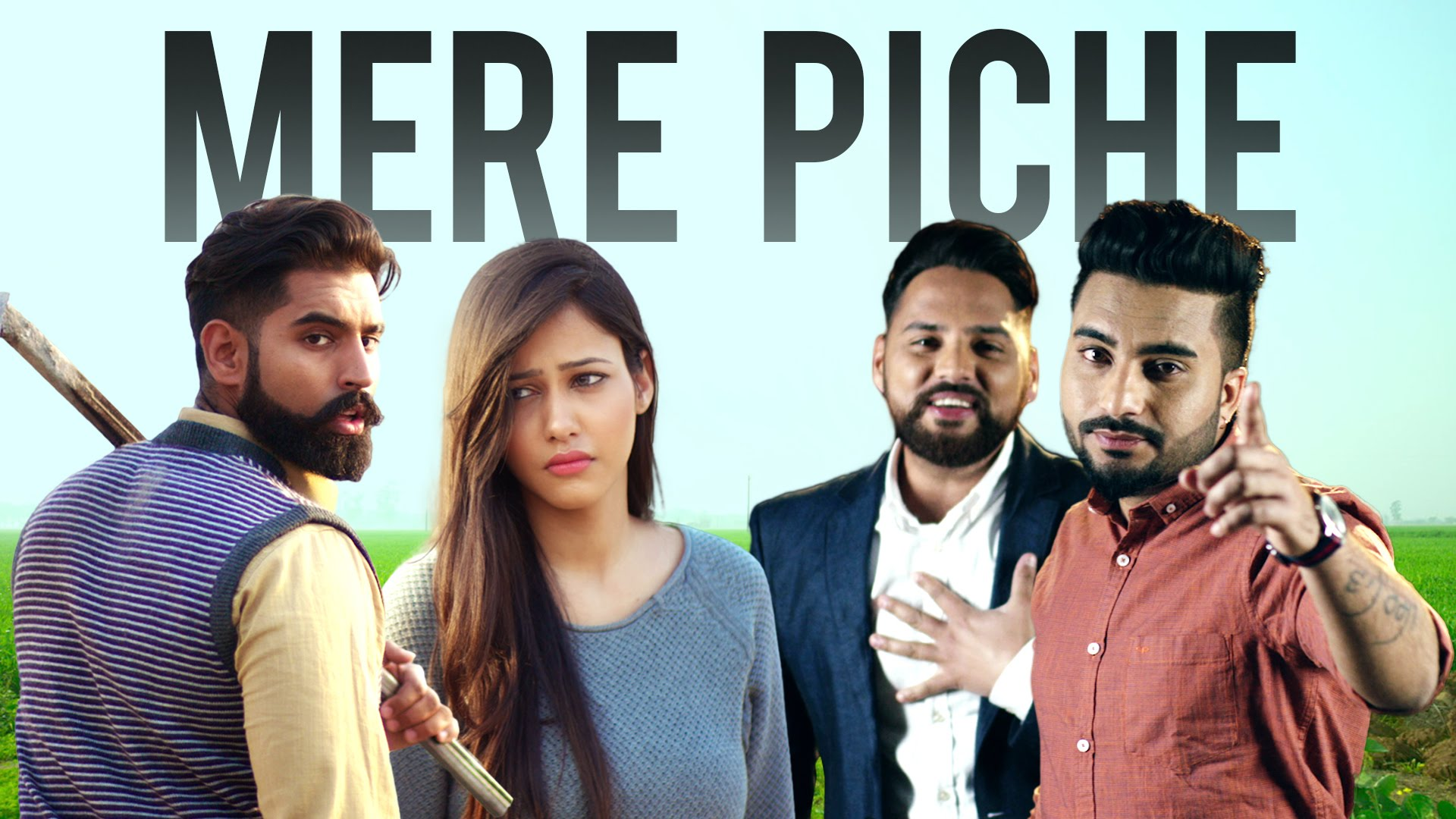 Mere Piche Lyrics & HD Video – Monty & Waris