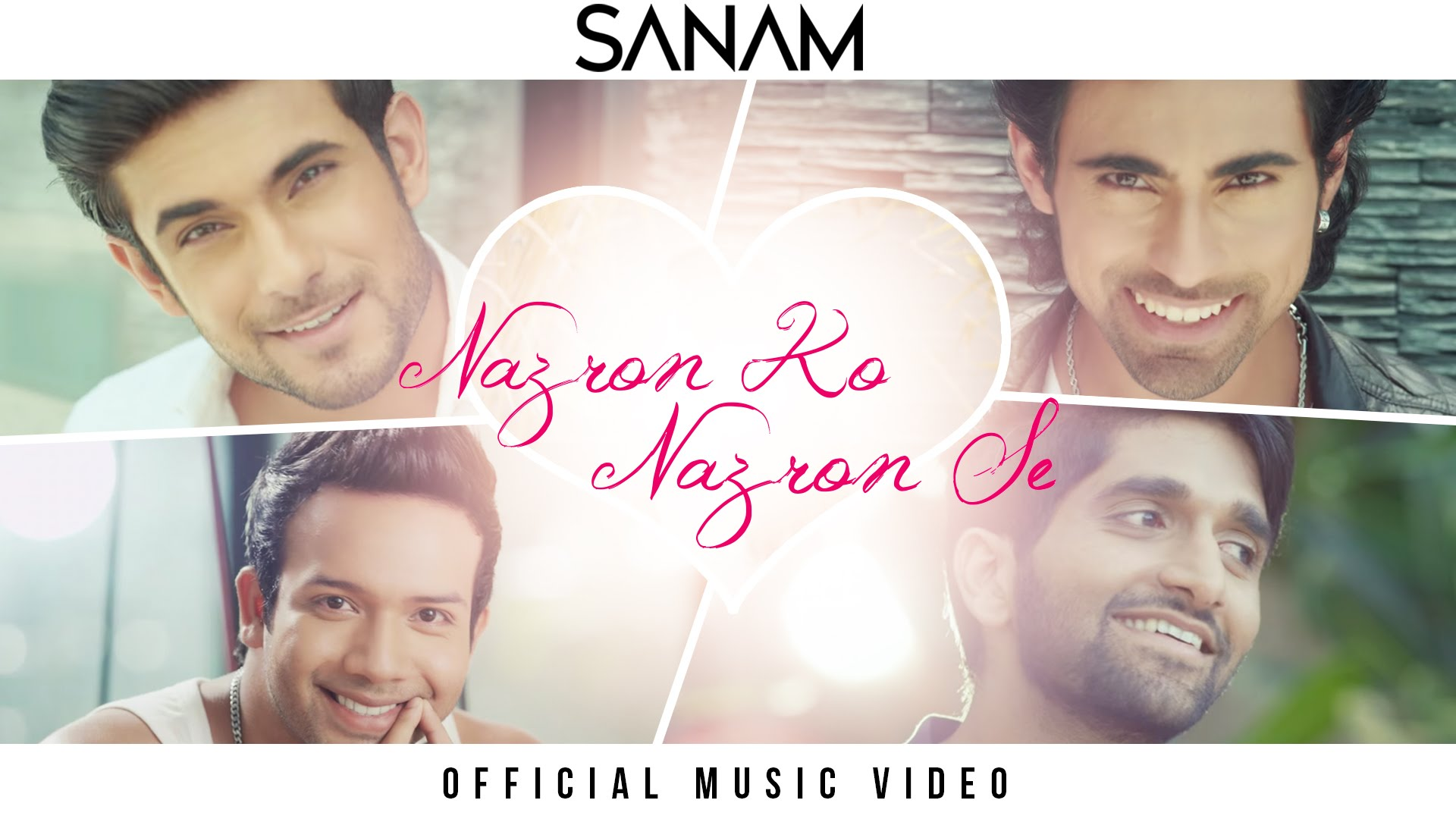 Nazron Ko Nazron Se Lyrics & HD Video – Sanam