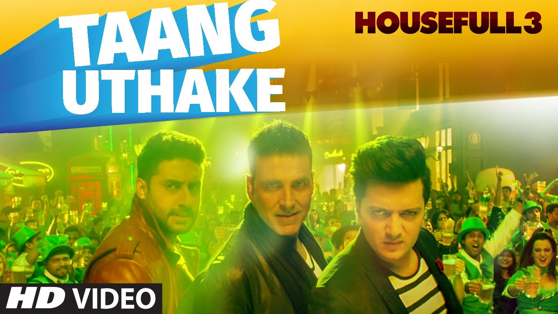 Taang Uthaake Lyrics & HD Video – Mika Singh, Neeti Mohan