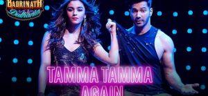 Tamma Tamma Again Lyrics   Badrinath Ki Dulhania   Varun & Alia   Recreated Version