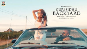 BACKYARD LYRICS – Gurj Sidhu