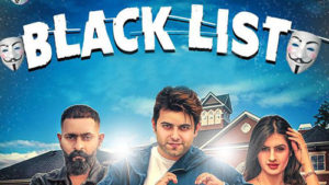 BLACKLIST LYRICS – Anurag Ft Whistle