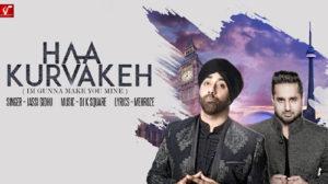 Haa Kurvakeh Lyrics – Jassi Sidhu