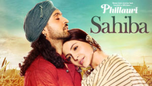 SAHIBA LYRICS – Phillauri – Anushka Sharma