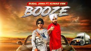 BOOZE LYRICS – RUBAL JAWA | Punjabi Song