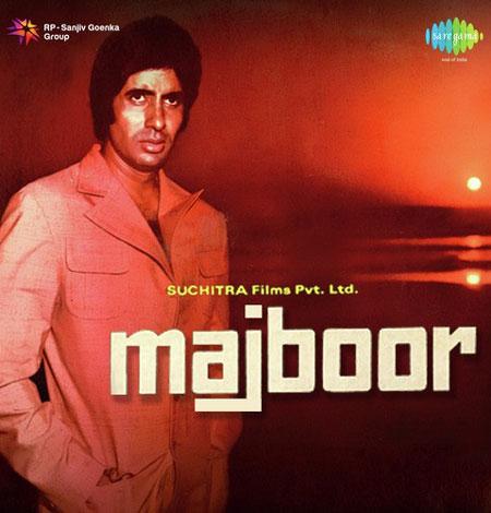 Dekh Sakta Hoon Lyrics – Majboor