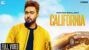 CALIFORNIA LYRICS – Nishawn Bhullar |  Priya