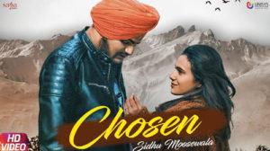 CHOSEN LYRICS – Sidhu Moose Wala | Sunny Malton