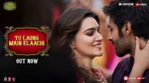 TU LAUNG MAIN ELAACHI LYRICS – Luka Chuppi