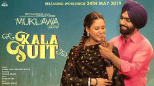 KALA SUIT LYRICS – AMMY VIRK