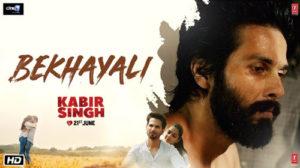 BEKHAYALI LYRICS – Kabir Singh