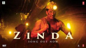 ZINDA LYRICS – BHARAT | Salman Khan