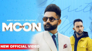 MY MOON LYRICS – Amrit Maan