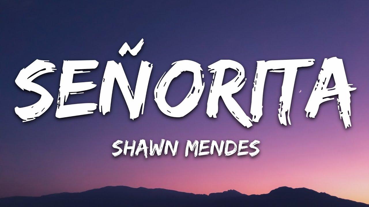 Shawn Mendes, Camila Cabello – Señorita (Lyrics) Letra