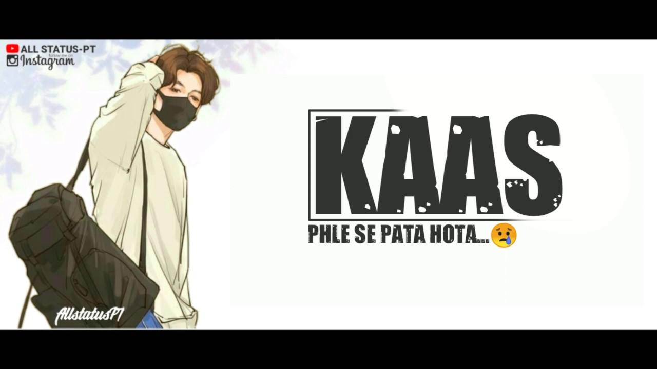 Kaash Tu Mila Hota __ Jubin Nautiyal __ Song Lyrics video __ WhatsApp status __ Ringtone mp3