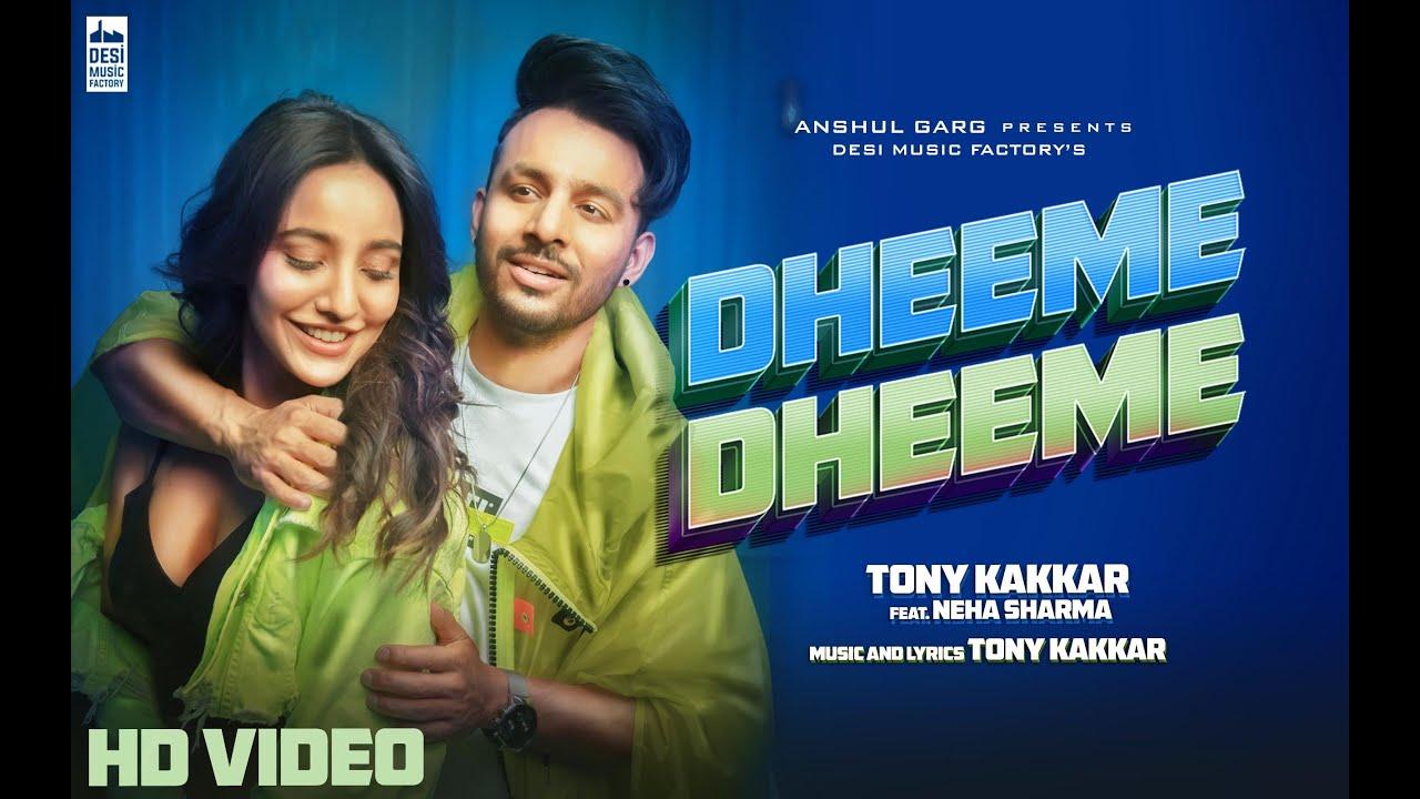 Dheeme Dheeme – Tony Kakkar ft. Neha Sharma | Official Music Video