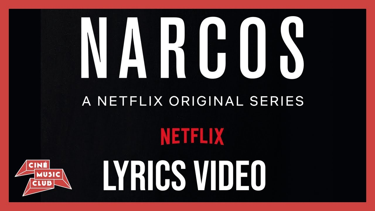 Rodrigo Amarante – Tuyo (Narcos Theme Song) [Lyrics video]
