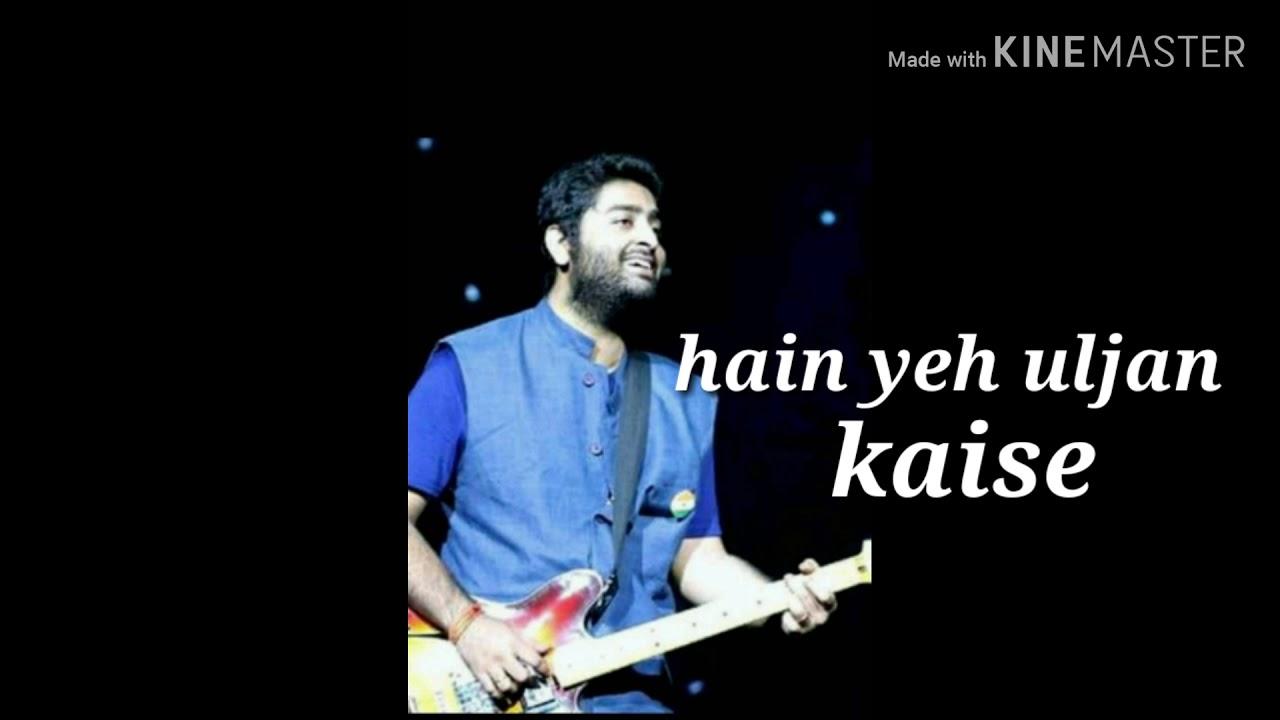 Bekhayali lyrics video song.. arijit Singh version.kabir Singh