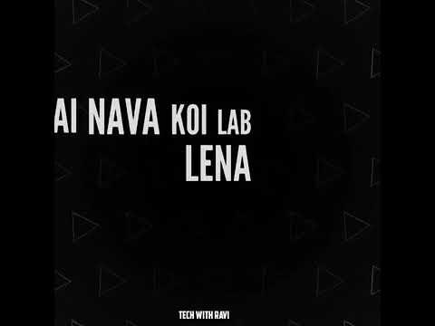 Oh Jatta – Amar Sandhu|New Punjabi song WhatsApp status lyrics video|Punjabi black background status