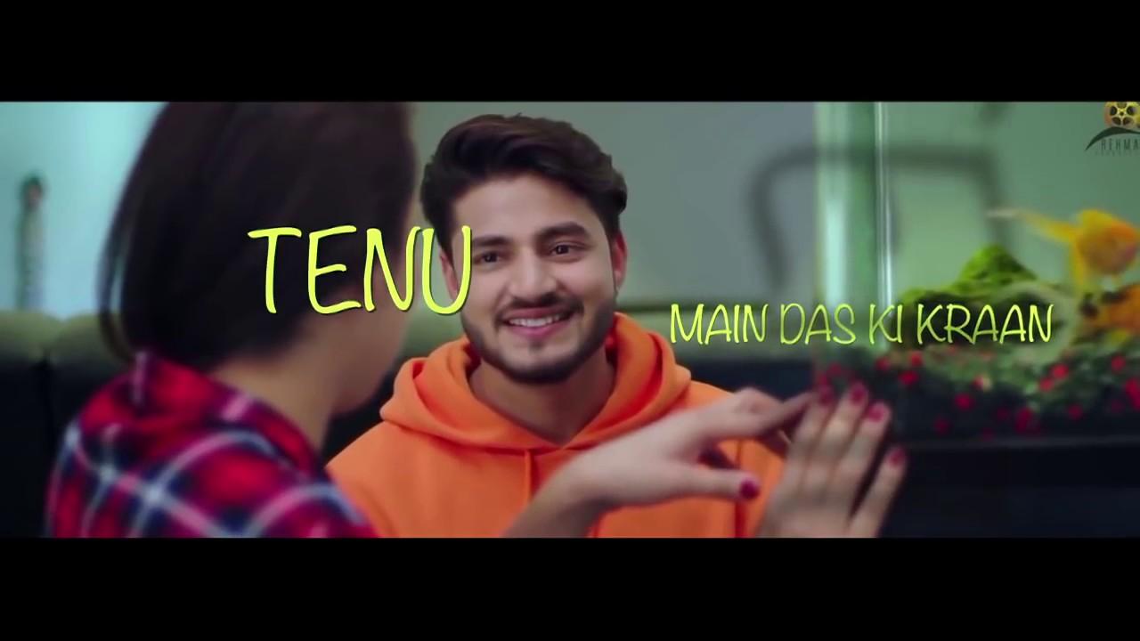 Aitbaar   Lyrics Video   Mani Ladla   Latest Punjabi Songs 2018