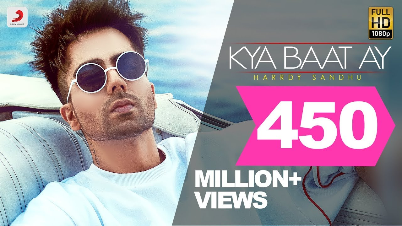 Harrdy Sandhu – Kya Baat Ay | Jaani | B Praak |  Arvindr Khaira | Official Music Video