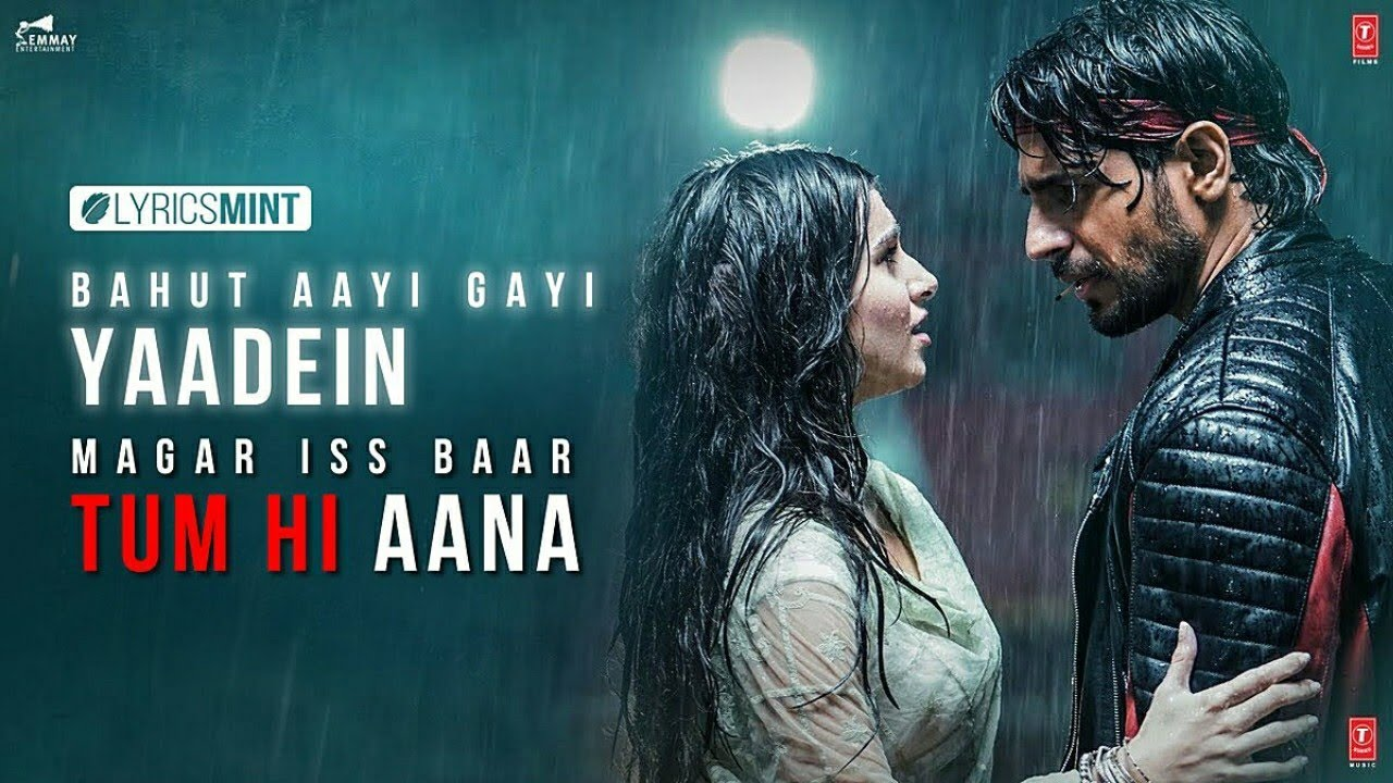 Tum Hi Aana – Full Song, Tum Hi aana lyrics video, lyrics, hindi new sad song, sad song, fun hai