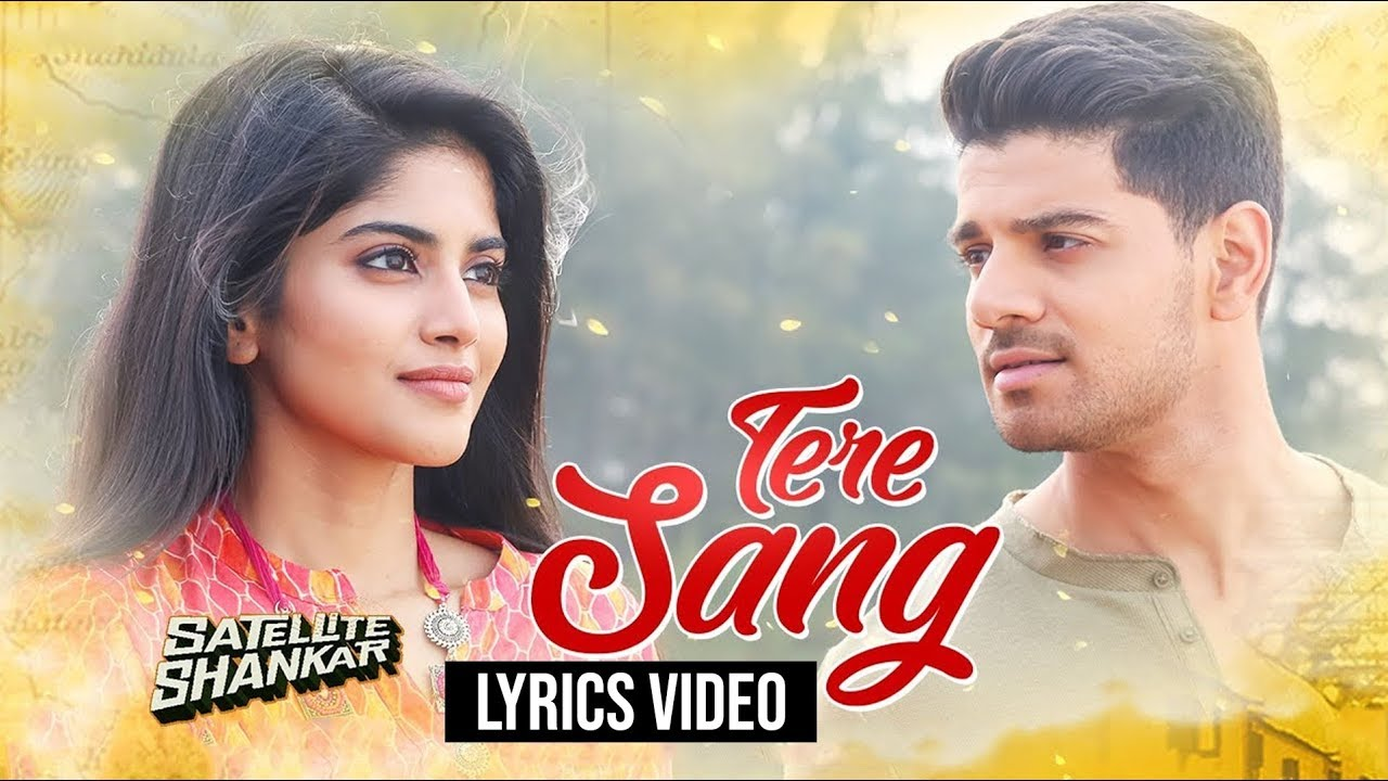 Arijit Singh – Tere Sang Lyrics Video Song | Satellite Shankar | Sooraj, Megha | Hello Lyrics