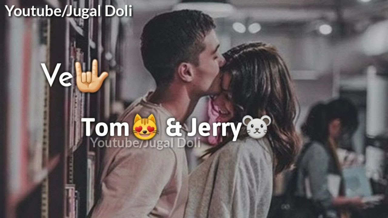 Tom and Jerry Song WhatsApp Status Video | Lyrics Video |