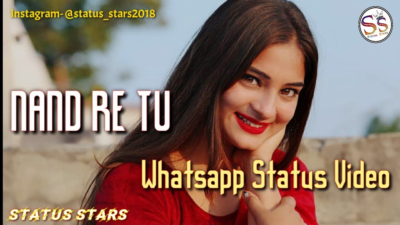New Garhwali Song 2019 | Nandre Tu | Whatsapp Status Video | Lyrics Video