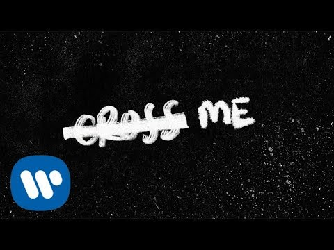 Ed Sheeran – Cross Me (feat. Chance The Rapper & PnB Rock) [Official Lyric Video]
