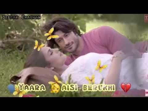 Dekh Ke Tumhe || Love Song || WhatsApp Status Lyrics Video