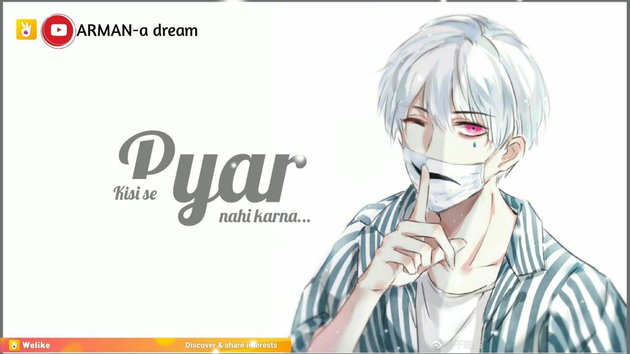Had Se Bhi Zyada Tum Cover sad song Whatsapp status lyrics video 2019