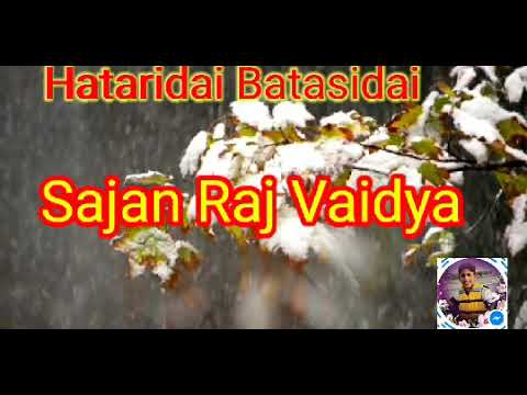 New Nepali Sentimental Song | Sajan Raj Vaidya full lyrics video|