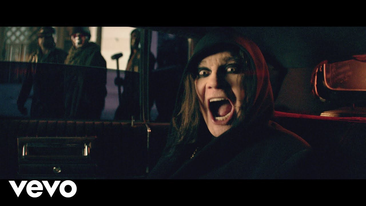 Ozzy Osbourne – Straight to Hell (Official Music Video)