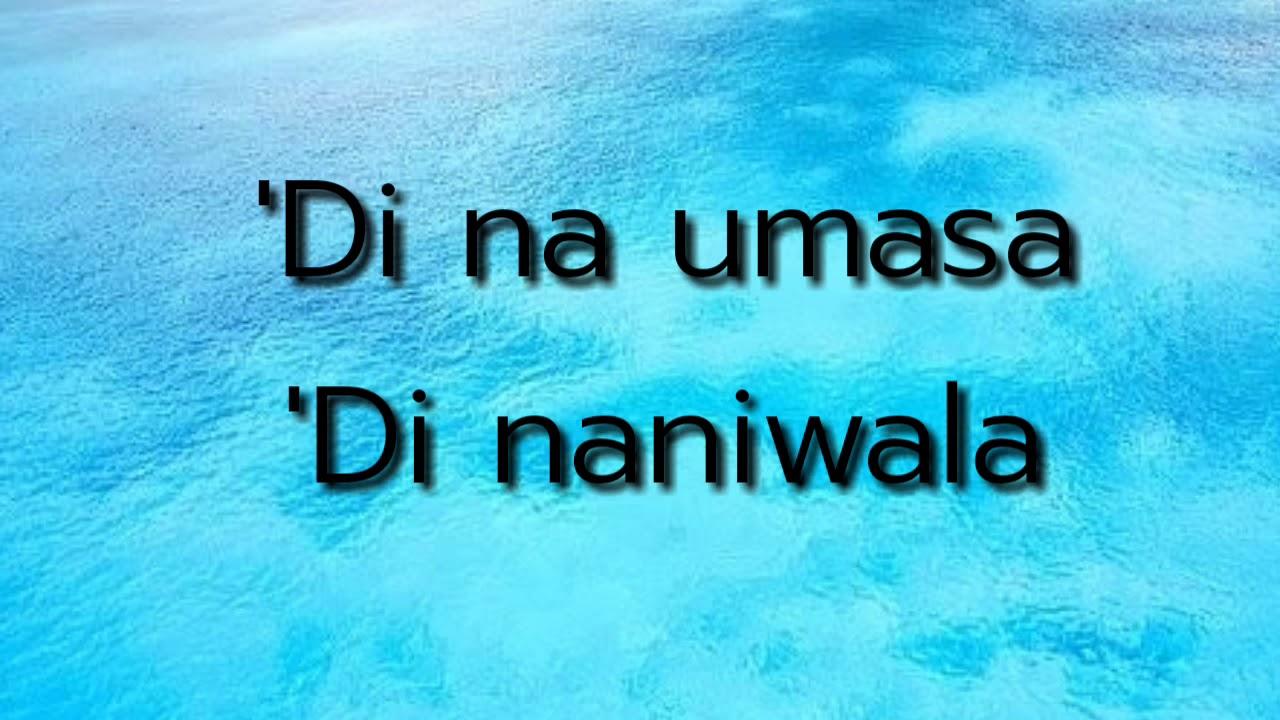 Hindi tayo pwede by the juans lyrics video