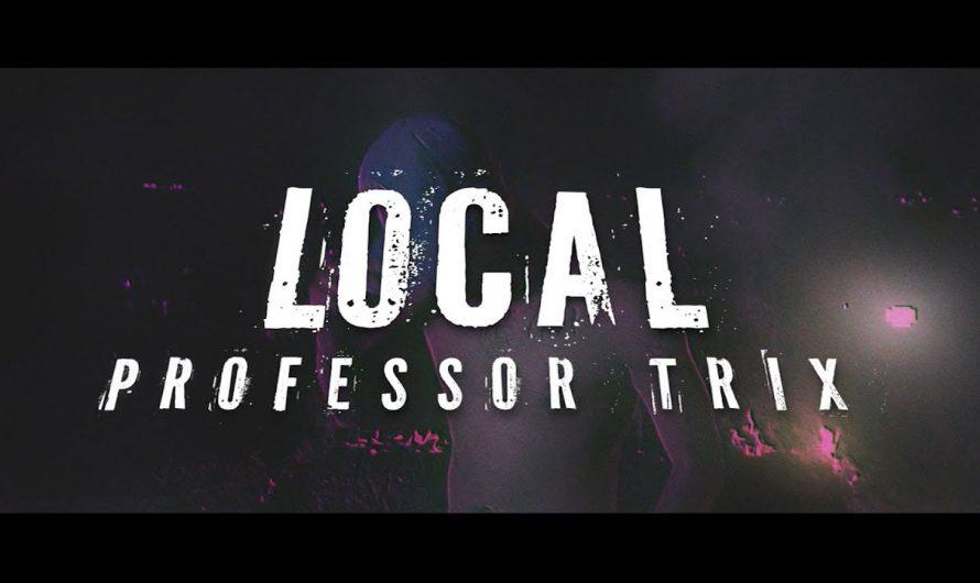 Professor Trix – Local (Official Lyrics Video) | New Nepali Hiphop Song