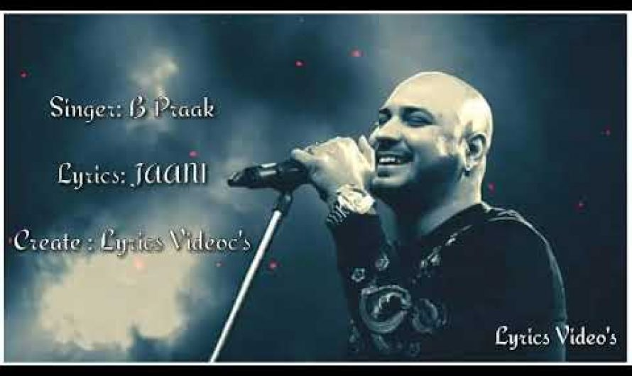Sad Punjabi Status  (Lyrics Video)   New Punjabi Sad Song   B Praak   Jaani   Whatsapp Status