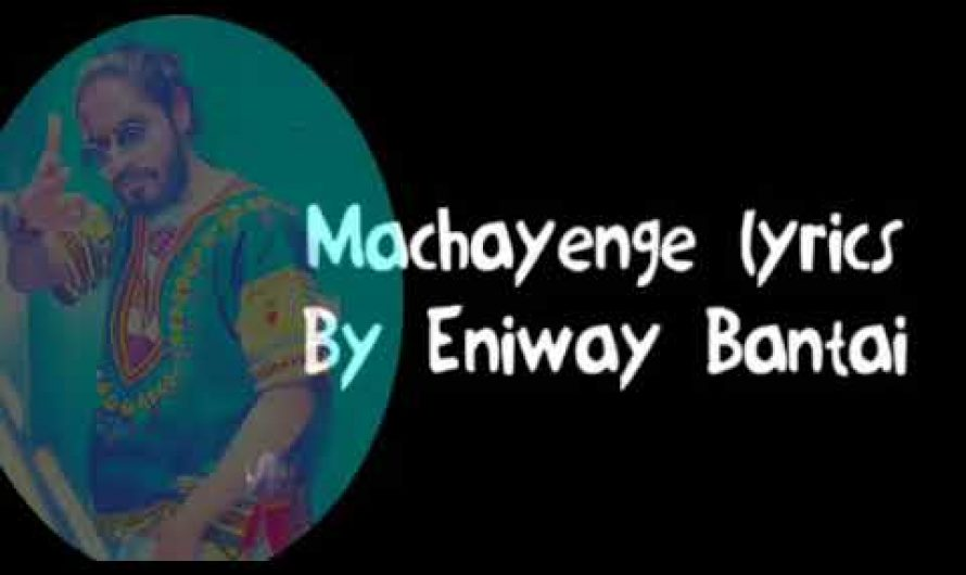 Emiway – Machayenge Lyrics Video Rap song 2019   Latest Hindi Rap Song 2019 Indian Hip Hop new song