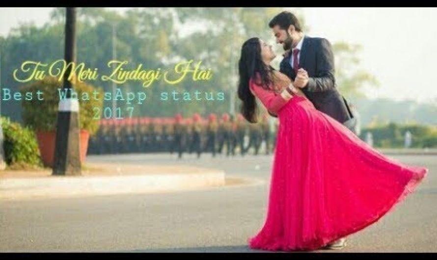 Best Hindi Love WhatsApp status video song with lyrics    Tu meri zindagi hai