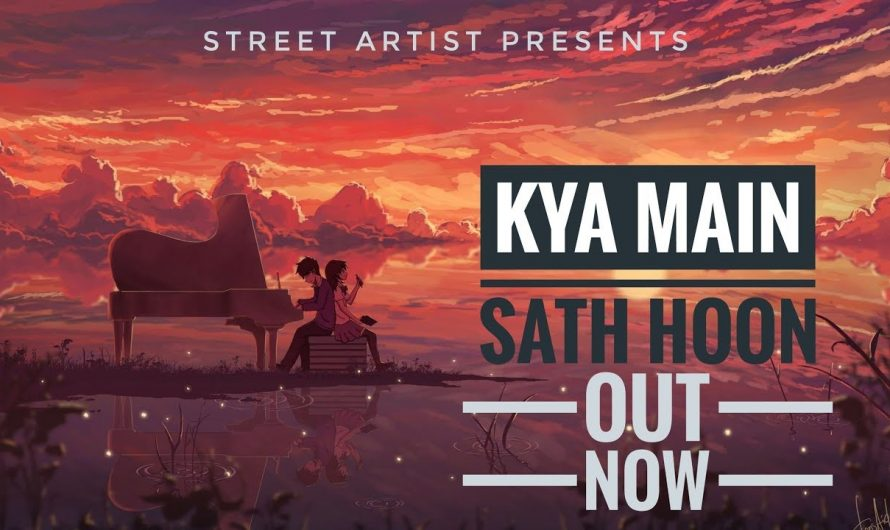 Kya Main Sath Hoon  | Boget x DG Deepon |  Official Lyrics Video | New Hindi Song 2019