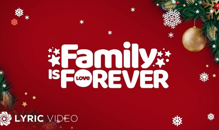 Family is Forever –  ABS-CBN Christmas Station ID 2019 (Lyrics)
