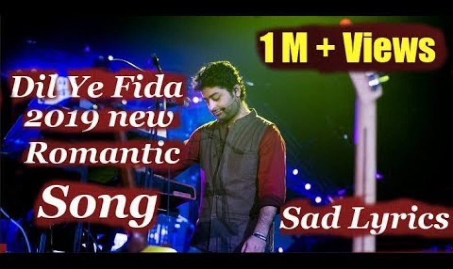 yuhi nahi tujhpe dil ye fida hai|| Arjith singh || Song with lyrics||