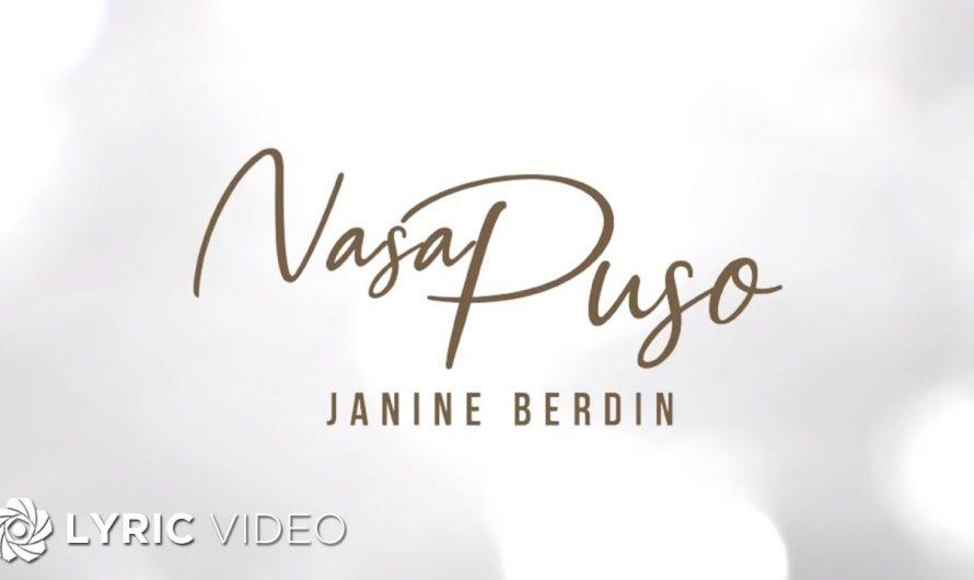 "Nasa Puso – Janine Berdin   ""Kadenang Ginto"" OST (Lyrics)"