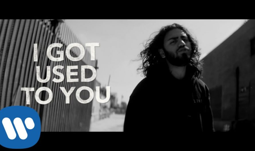 Ali Gatie – Used to You (Official Music Video with Lyrics)