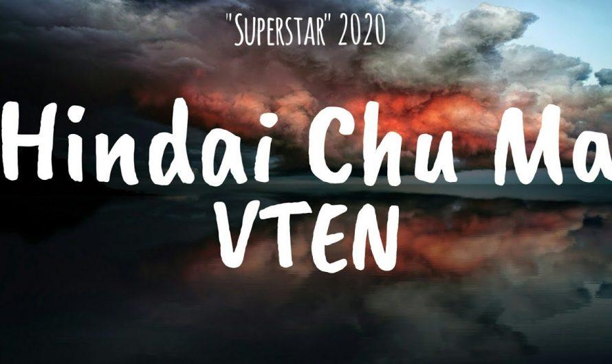 """VTEN – Hindai Chu Ma (Lyrics) """"SUPERSTAR"""" 2020"""